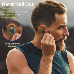 Auricolari Tronsmart Apollo Bold TrueWireless ™ Stereo Plus Hybrid ANC