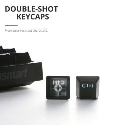 Tastiera da gioco meccanica wireless Bluetooth Tronsmart Elite Pro da 2,4 GHz