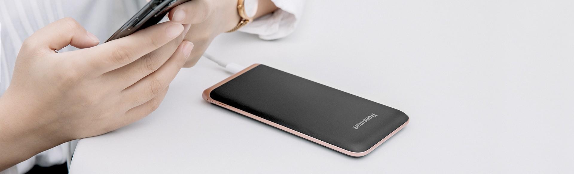 Caricabatterie portatili
